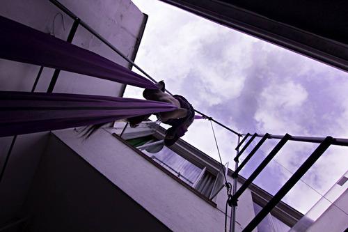estructura para áereos 6 metros de alto