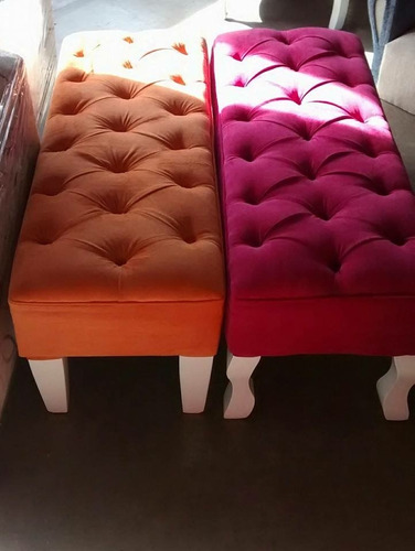 estructura pie de cama para tapizar