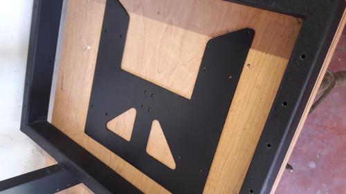 estructuras a medida para impresoras 3d (corexy,cartesiana)
