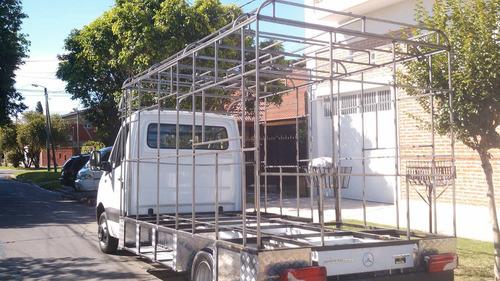 estructuras de rodantes y trailers gastronomicos