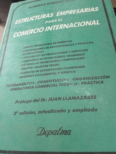 estructuras empresarias para el comercio internacional
