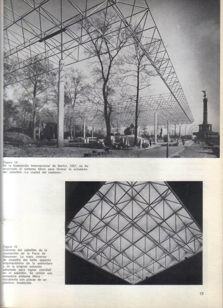Estructuras Espaciales De Acero / Z. S. Makowski - $ 46.000 en ...