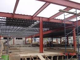 Estructuras hierro casa y galpones bs en - Estructuras de hierro para casas ...