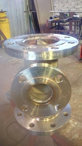 estructuras metalica - servicio soldadura calificada