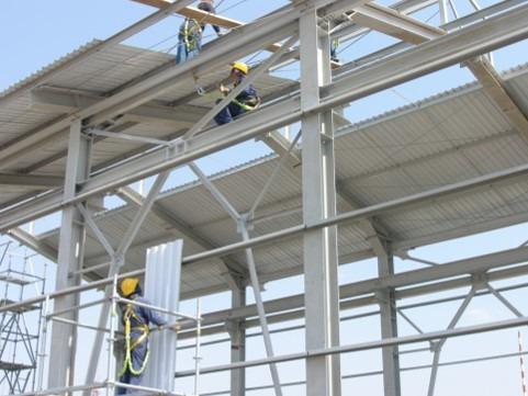 estructuras metálicas - asesoría diseño fabricación montaje