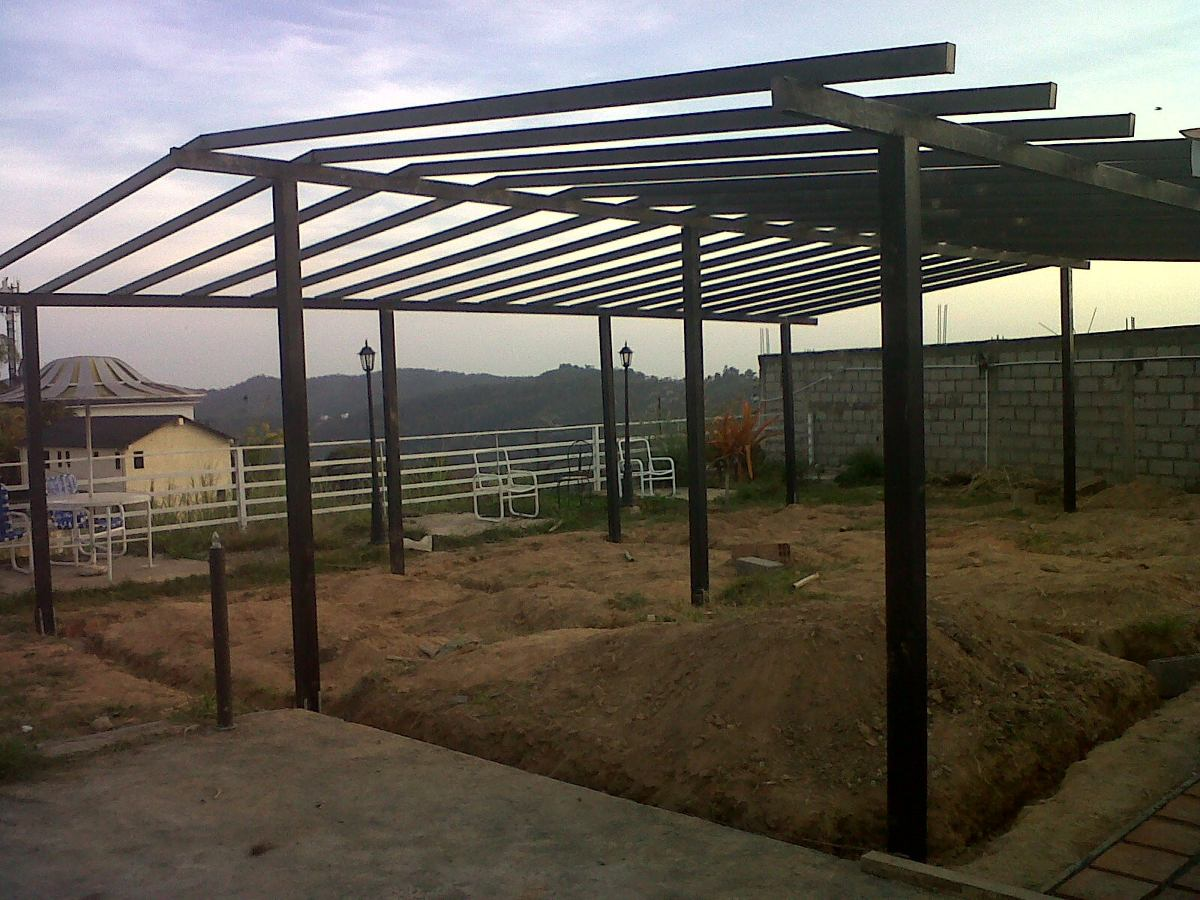 estructuras metalicas para viviendas o casas en mercado