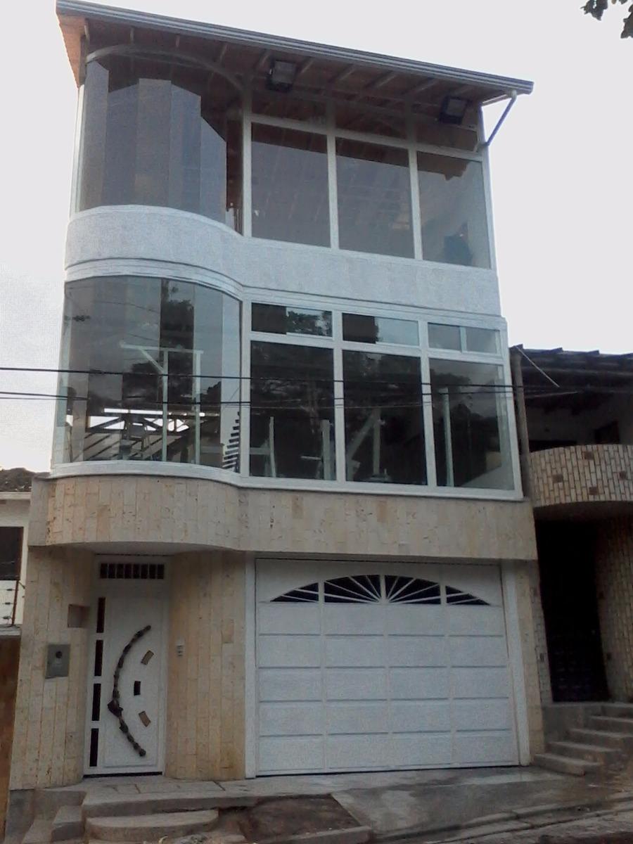 Estructuras metalicas para viviendas o casas en mercado - Casas con estructura metalica ...