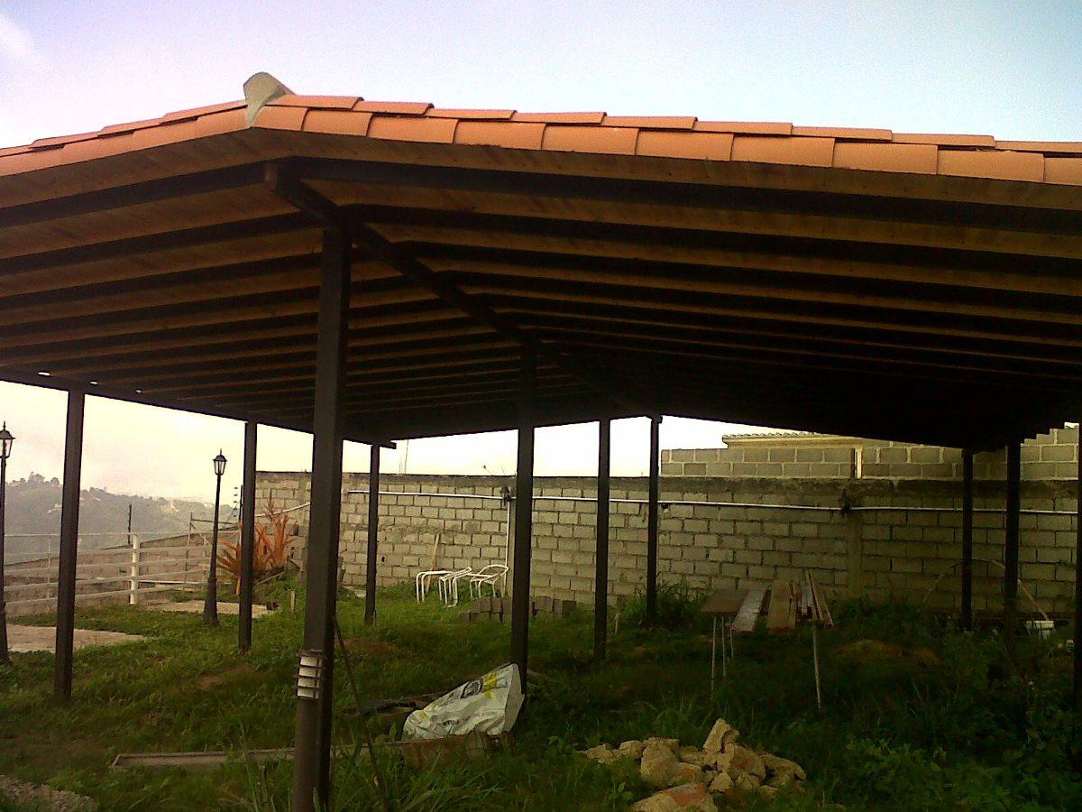 Casas estructura metalica estructuras metalicas para - Precio estructura casa ...
