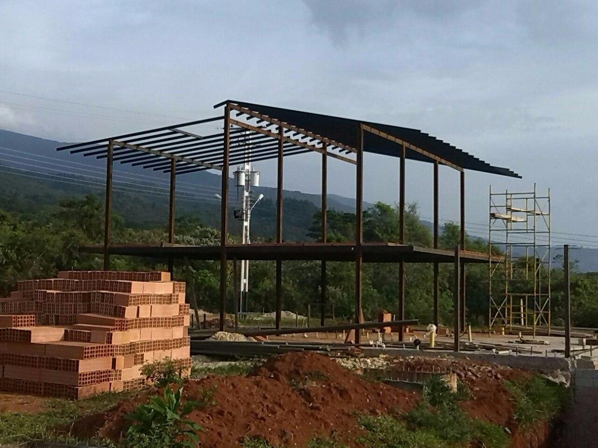 Estructuras metalicas para viviendas o casas en mercado libre - Estructura metalica vivienda ...