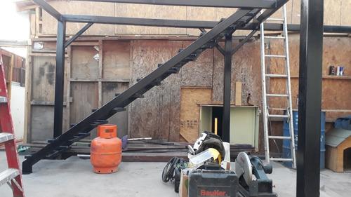 estructuras metálicas, proyectos