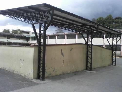 estructuras metálicas y cerrajería