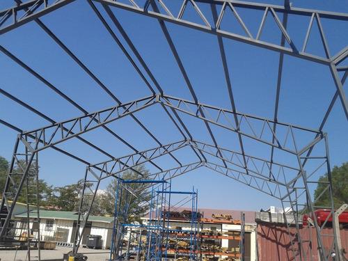 estructuras metálicas y construcciones generales