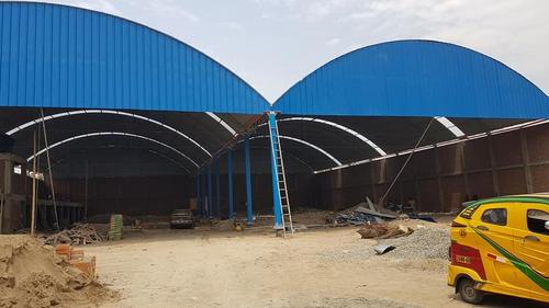estructuras metalicas y techos industriales tc e.i.r.l