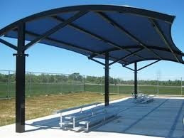 Impermeable for Estructura para toldo lona