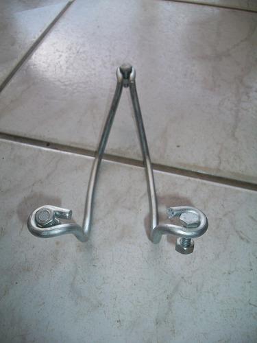 estrutura de sustentação  banco bicicletas antigas caloi 10