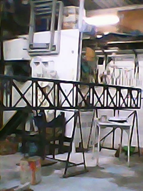 Estrutura Met 225 Lica 4 Telhado Garagem Cobertura Telha Ferro