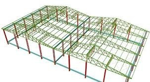 estrutura metálica: galpões, mezanino