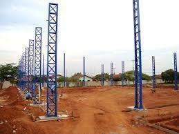 estrutura metálica obras comerciais residenciais industrial