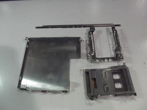 estruturas metálicas notebook dell inspiron 500m pp05l
