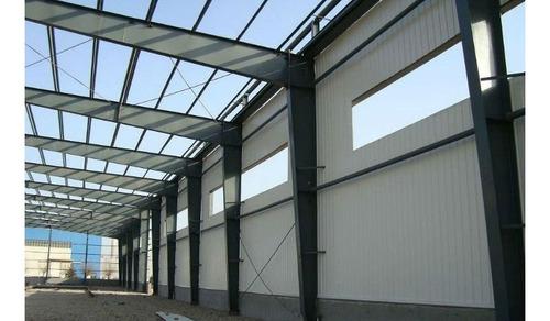 estruturas metálicas sob encomenda trelicas e telhado