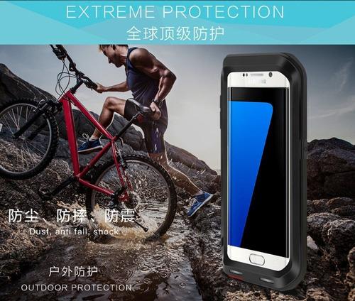 estuche antigolpe iphone 6 8 x samsung s7edge s8 s9 note 8