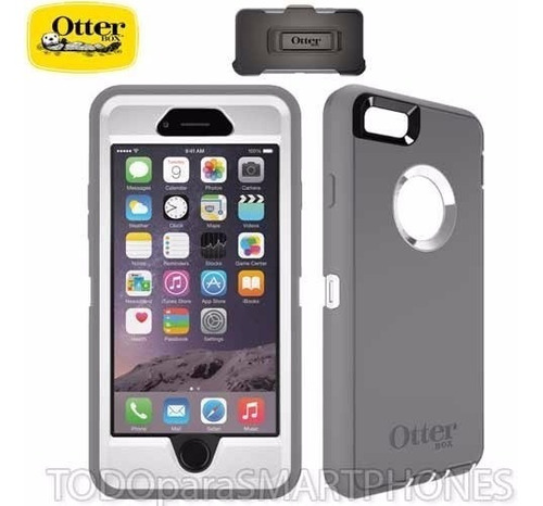 estuche antigolpe otterbox iphone 6 plus commuter