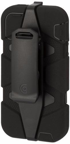 estuche antishock survivor celular iphone 5/5s militar