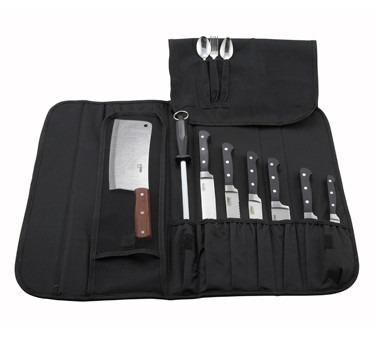Estuche bolsa funda para 10 cuchillos o utensilios 980 for Bazar del cocinero