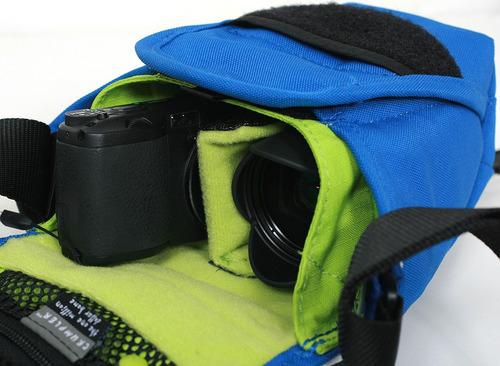 estuche bolso maleta cámaras profesionales y reflex