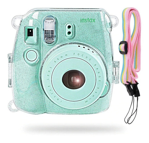 estuche brillos para instax mini 8 y 9 / instax films lovers