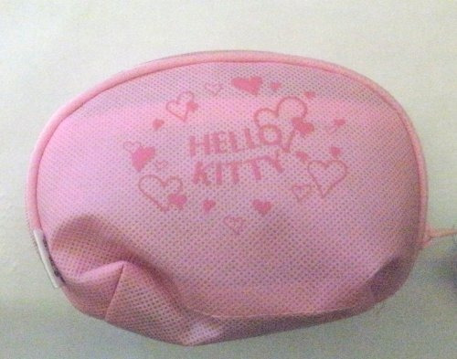 estuche cámara hello kitty sanrio corazones