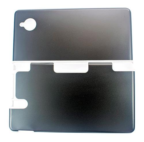 estuche carcasa aluminio screen gratis nintendo dsi negro