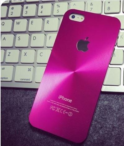 b42278ae52e Estuche Carcasa iPhone 5, 5s, Y 6, En Aluminio. - $ 23.000 en ...