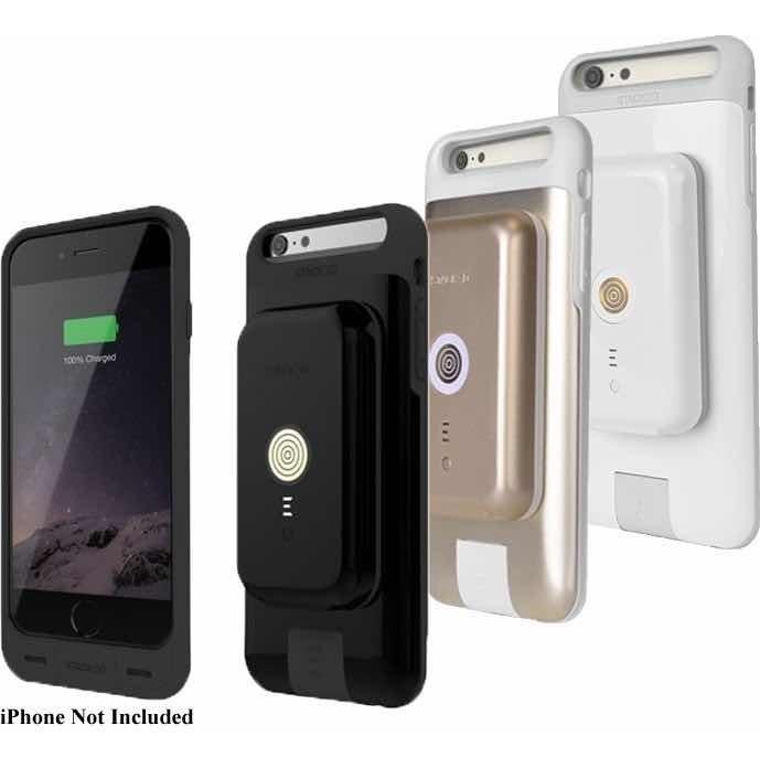 c0c91736af8 Estuche Cargador Inalámbrico iPhone 6 / 6s - $ 85.000 en Mercado Libre