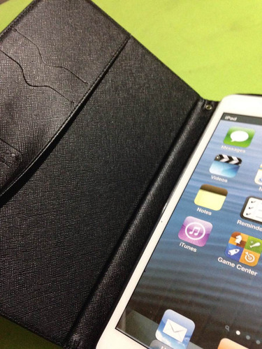 estuche case agenda ipad mini