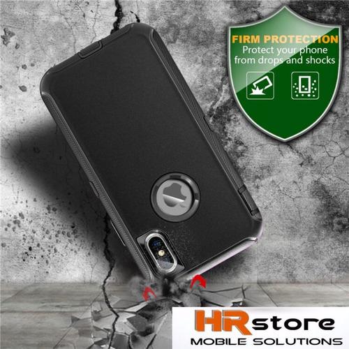 estuche case otterbox iphone 5s 7 8 plus xr xs  note 9