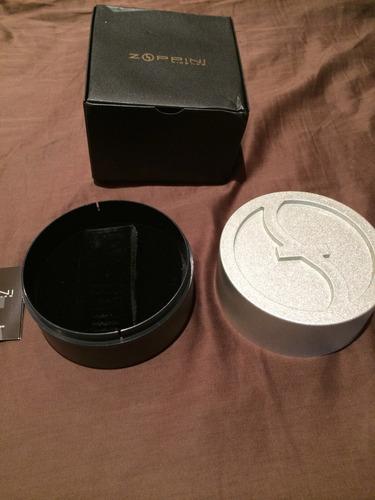 estuche con caja para reloj zoppini firenze