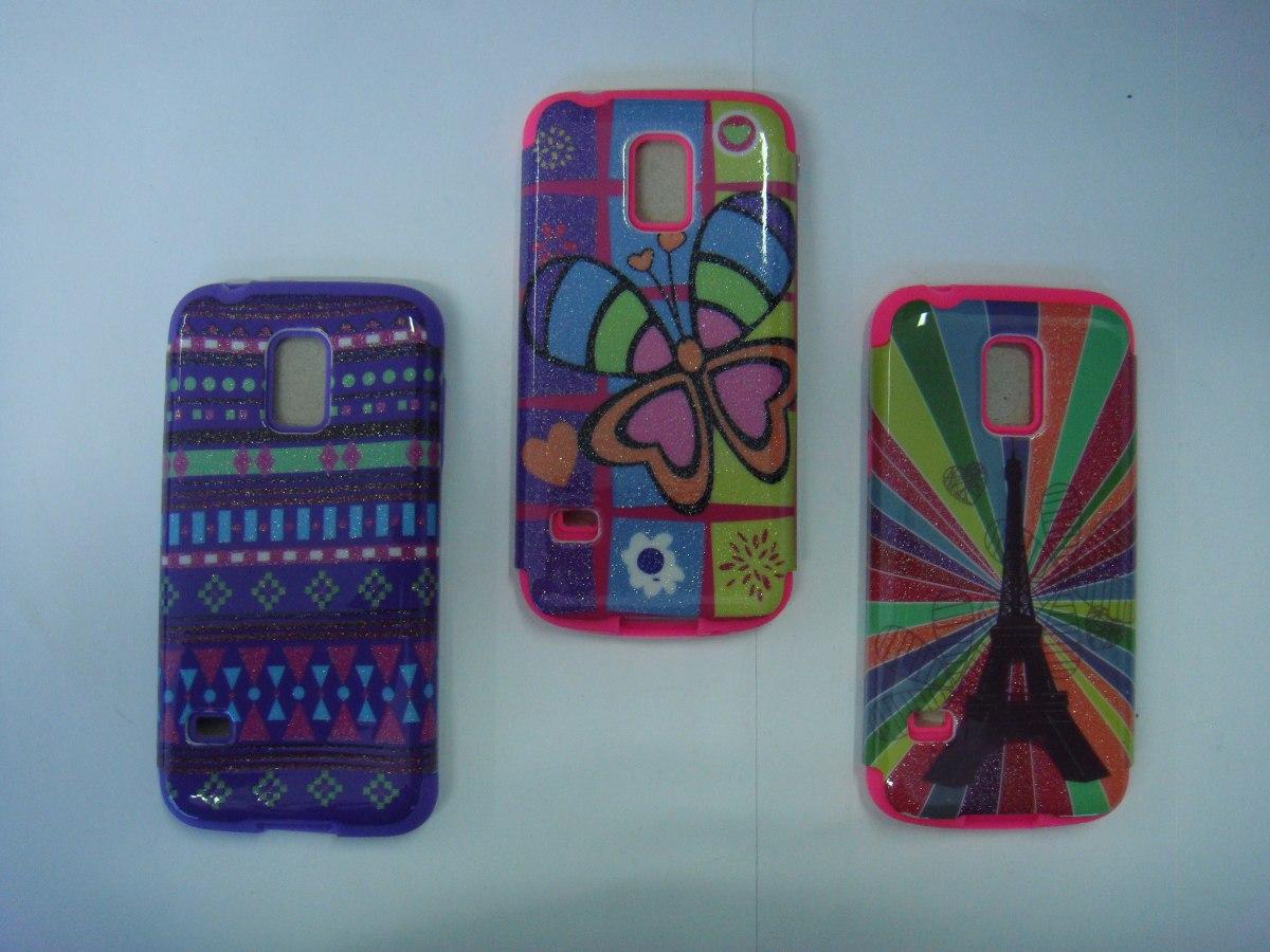 2108a759b27 Estuche Cover Diseño Samsung G800 Galaxy S5 Mini - U$S 2,15 en ...