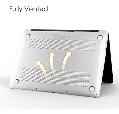 estuche de 13 pulgadas para macbook air de fintie: se adapta