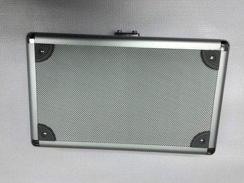 estuche  de aluminio para herramientas o accesorios