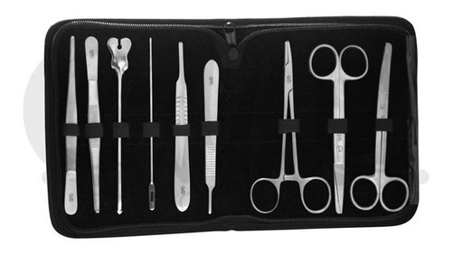 estuche de cirugia de 9 piezas - unidad a $5556