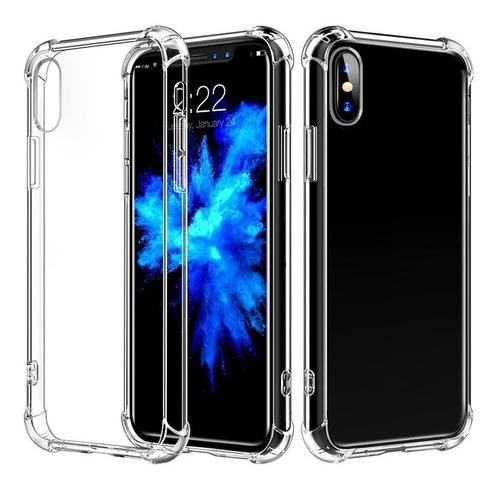 estuche de cuerpo tpu transparente iphone 7 plus