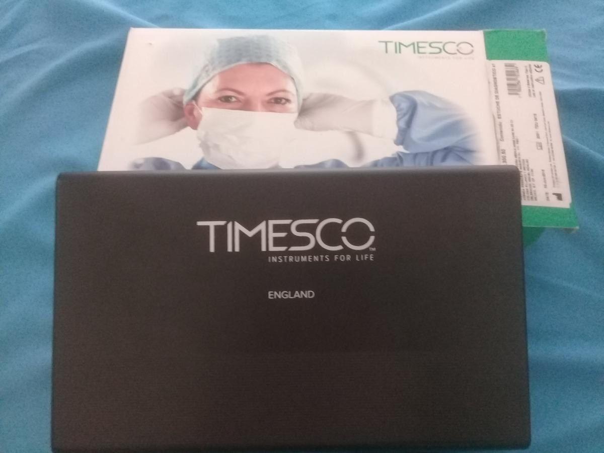 Estuche de diagnostico timesco 2 en mercado libre for Espejo laringeo 00