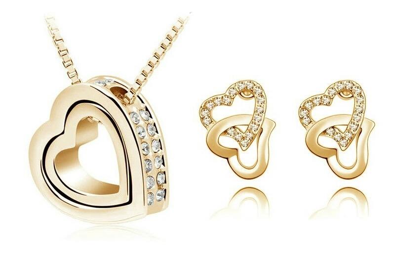 a79763f65a6f estuche de joyas oro 18k plata anillos collar pulsera aretes. Cargando zoom.