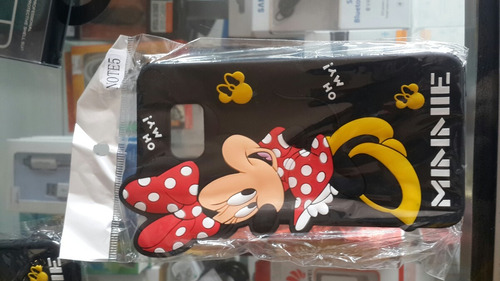estuche de minnie mouse note 5