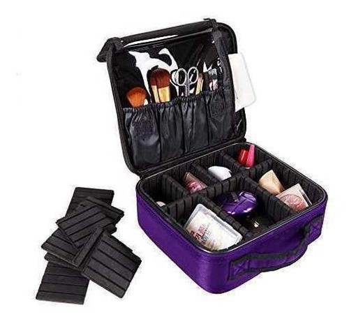 estuche de viaje, caja de tren, maquillaje profesional...