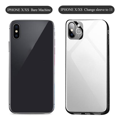 Funda TPU LISA VERDE IPHONE X / XS (5.8) PROTECTOR CRISTAL