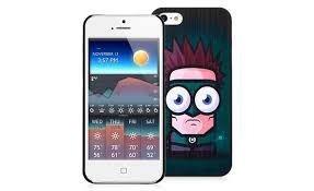 estuche duro literna verde  iphone 5 5s se macrotec