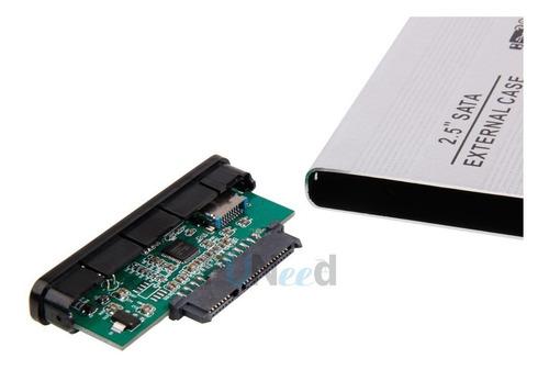 estuche externo para disco duro fzx-2515 usb 3.0 2.5  sata s