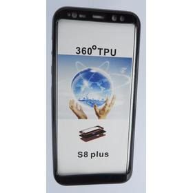Estuche Forro 360 Con Bomper Para Samsung S8 Plus